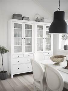 Ikea Buffet Salon : copia lo stile vetrine hemnes e lampade hektar di ikea englemor living idee dal web ~ Teatrodelosmanantiales.com Idées de Décoration