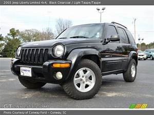 Black Clearcoat - 2003 Jeep Liberty Limited 4x4
