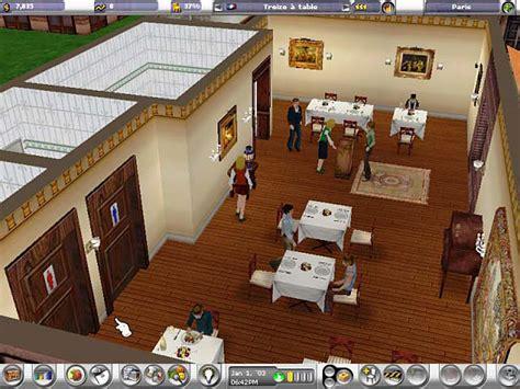 jeux de cuisine restaurant gratuit jeu restaurant empire à télécharger en français gratuit