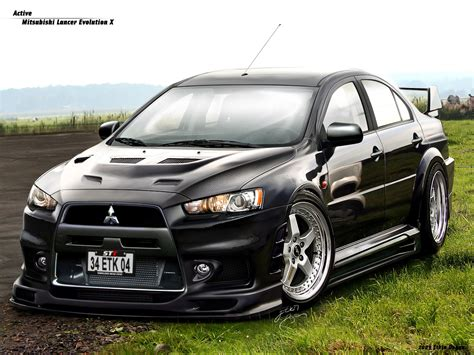 The Perfect Evo X Wheels