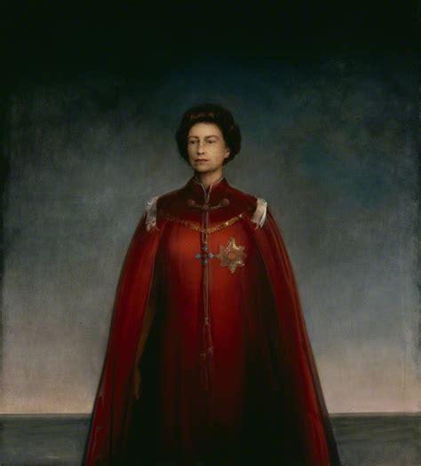 Trump with Queen Elizabeth Face