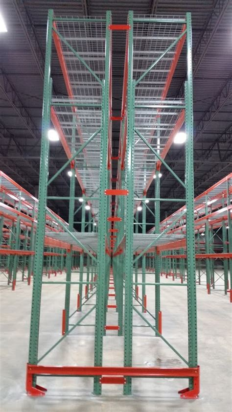 pallet racks storage solutions  carolina material handling