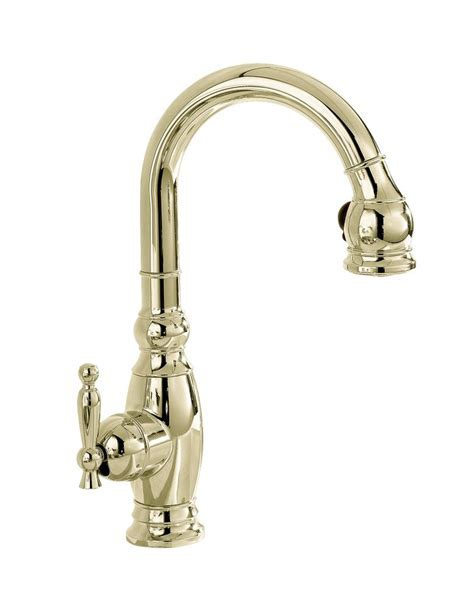 KOHLER Vinnata Secondary Kitchen Sink Faucet In Vibrant