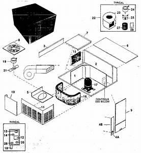 Wiring Diagram For A Lennox Hs29 2 5 Ton A  C