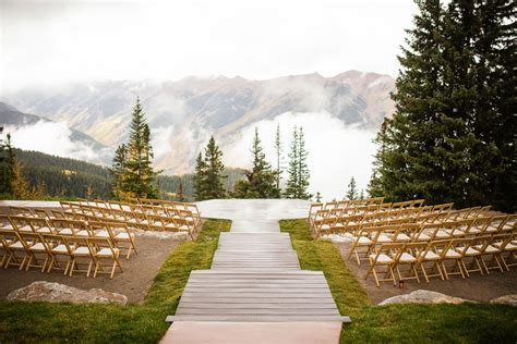 Five Breathtaking Wedding Venues In Vail Colorado Fine
