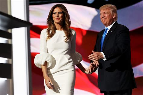 Did Melania Trump Copy Michelle Obama's Convention Speech? | POPSUGAR News