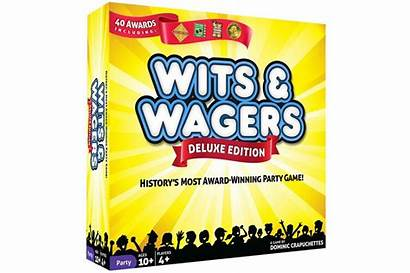 Wagers Wits Trivia Star North Games
