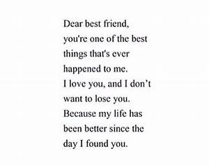 best friend quote on Tumblr