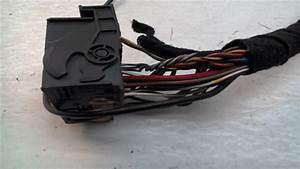 2004 Bmw X3 Dash Wire Harness Radio Adapter Cd Without