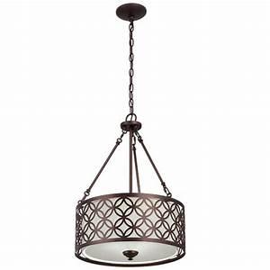 Portfolio light bronze gold swirl chandelier