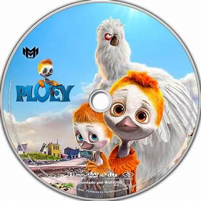 Ploey Dvd Label