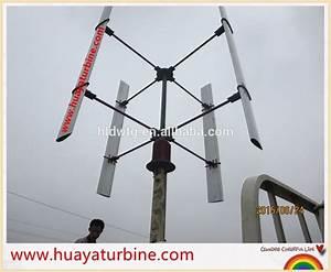 Henryd  Vawt 1kw 2kw 3kw 5kw Vertical Axis Wind Turbine
