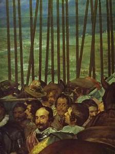 Surrender of Breda - Diego Velazquez Painting