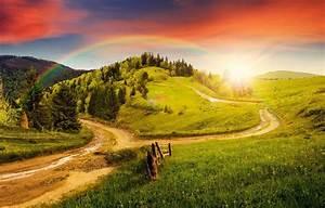 Rainbow Sunshine Wallpapers - 52DazheW Gallery