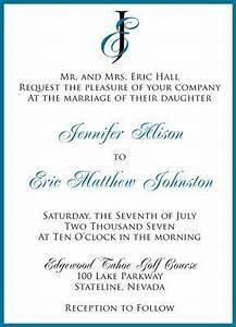 wedding invitations samples invites pinterest With wedding invitations language examples
