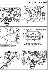Fog Light Wiring Diagram For 2011 Ram 1500