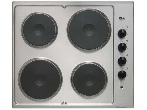 plaque electrique cuisine table de cuisson électrique 4 foyers far te42x 13 far