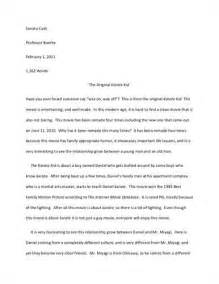 thesis statement for a research paper charlotte Paper  The