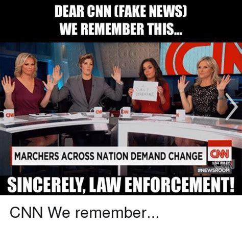 Cnn Memes - 25 best memes about marchers marchers memes