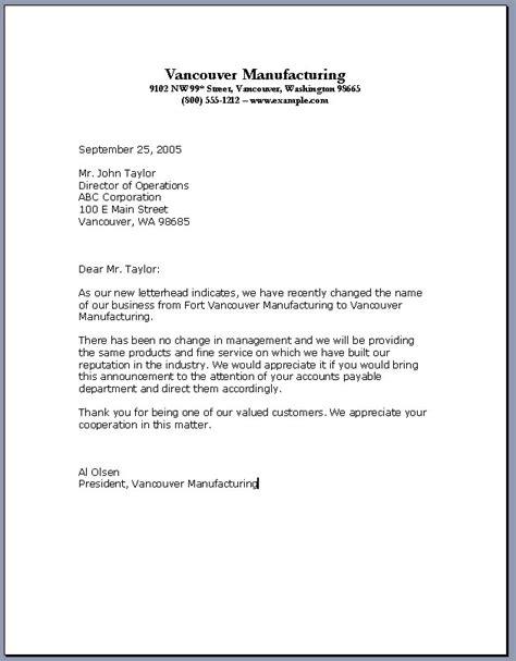 write  formal letter