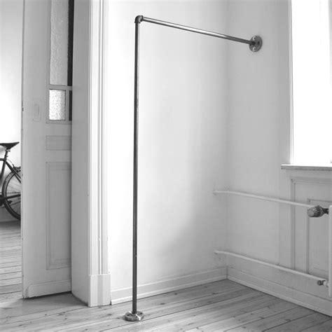 Eck Garderobe Wandgarderobe by Industriedesign Aus Stahlrohr 183 Kleiderschr 228 Nke