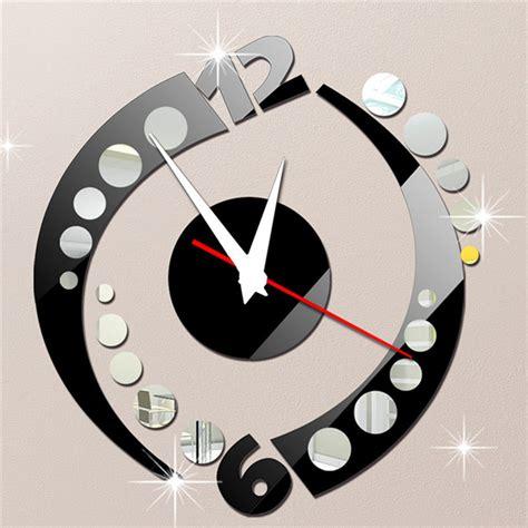 d馗oration murale cuisine moderne horloge murale cuisine design nouveaux modèles de maison