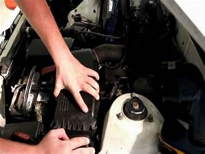 Toyota Sienna Fuel Filter Location