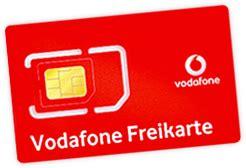kostenlose prepaid sim karte von vodafone simfreikartede