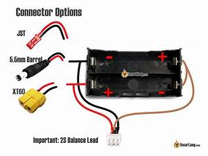 2s Lipo Battery Wiring Diagram