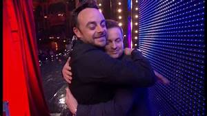 Ant gives Dec his blessing to go it alone during an ...