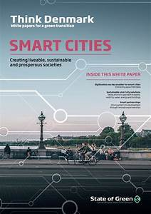 Smart Cities  Creating Liveable  Sustainable And