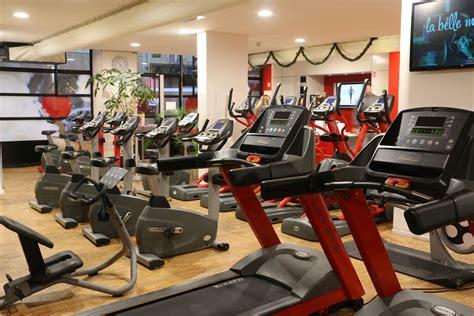rtf fitness park levallois