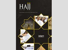 Islam Channel Hajj Brochure 2015 by Islam Channel Issuu