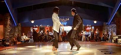 Pulp Dance Fiction Travolta Thurman John Uma