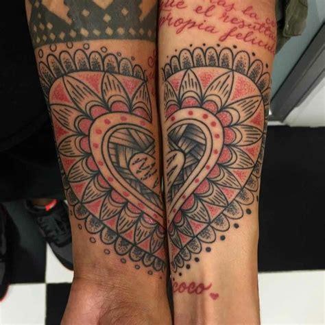 Ljubavna tetovaža - srce