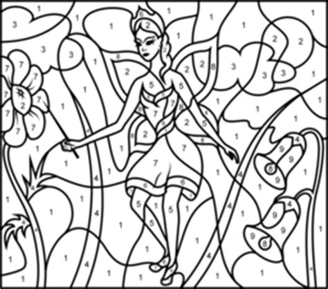 princess fairy coloring page printables apps  kids