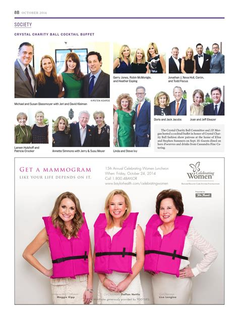 Preston Hollow People October 2014 by People Newspapers