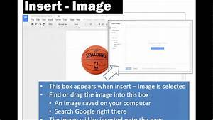 how to insert word art into google docs youtube With google docs word art
