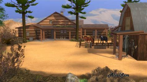 Последние твиты от ranch simulator (@ranchsimulator). Alial Sim: Bonanza Ranch • Sims 4 Downloads