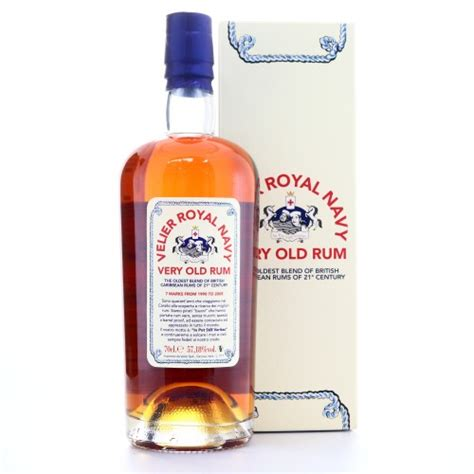 Velier Royal Navy Very Old Rum 1st Edition | Rum Auctioneer