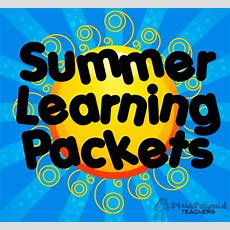 Summer Learning Packets  Squarehead Teachers