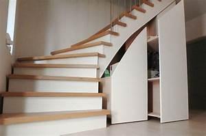 Treppe Mit Stauraum : treppe mit stauraum zimmerei mario br mmerst dt berlin ~ Michelbontemps.com Haus und Dekorationen