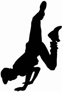 Dancing Silhouette Clip Art - Cliparts.co
