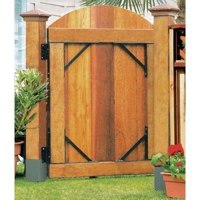 fence door kit fence large fence gate how to building a