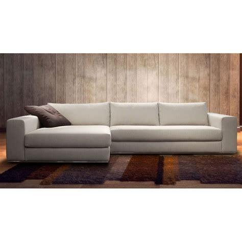 canapé haut de gamme tissu canapé d 39 angle tissu haut de gamme portofino par verysofa