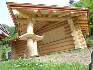 Rond En Bois : professional constructions maison bois rond ~ Teatrodelosmanantiales.com Idées de Décoration