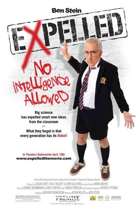 Expelled No Intelligence Allowed  Extra Large Movie
