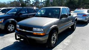 2000 Chevy S10 4x4 For Sale   Marchant Chevrolet