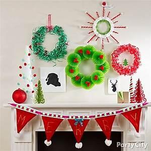 20 DIY Christmas Wreaths The Benson Street