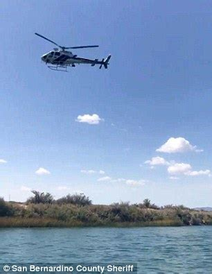 Boat Crash Colorado River Victims by One Woman Dead And Three Victims Missing After Colorado